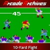 Arcade Archives: 10-Yard Fight (SWITCH) game cover art