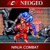 ACA NeoGeo: Ninja Combat (SWITCH) game cover art