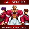 AkeAka NeoGeo: The King of Fighters '97 artwork