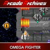 Arcade Archives: Omega Fighter (SWITCH) game cover art