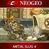 ACA NeoGeo: Metal Slug 4 artwork