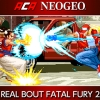 ACA NeoGeo: Real Bout Fatal Fury 2 (SWITCH) game cover art