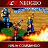 ACA NeoGeo: Ninja Commando artwork