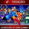 ACA NeoGeo: Aggressors of Dark Kombat artwork