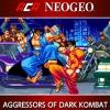 ACA NeoGeo: Aggressors of Dark Kombat (SWITCH) game cover art