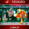 ACA NeoGeo: Cyber-Lip artwork