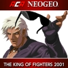 ACA NeoGeo: The King of Fighters 2001 (SWITCH) game cover art