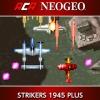 ACA NeoGeo: Strikers 1945 Plus (SWITCH) game cover art