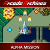 Arcade Archives: Alpha Mission (SWITCH) game cover art