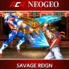 ACA NeoGeo: Savage Reign (SWITCH) game cover art