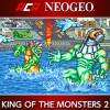 ACA NeoGeo: King of the Monsters 2 (SWITCH) game cover art