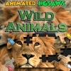 Animated Jigsaws: Wild Animals artwork