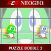 ACA NeoGeo: Puzzle Bobble 2 artwork