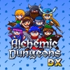 Alchemic Dungeons DX (SWITCH) game cover art