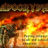 Apocryph: an old school shooter (SWITCH) game cover art