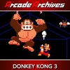 Arcade Archives: Donkey Kong 3 (XSX) game cover art