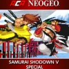 ACA NeoGeo: Samurai Shodown V Special (SWITCH) game cover art