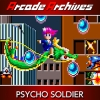 Arcade Archives: Psycho Soldier (XSX) game cover art