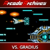 Arcade Archives: VS. Gradius (SWITCH) game cover art