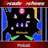 Arcade Archives: Pinball artwork