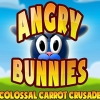 Angry Bunnies: Colossal Carrot Crusade (SWITCH) game cover art