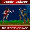 Arcade Archives: The Legend of Kage artwork