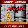 Arcade Archives: Vs. Castlevania artwork