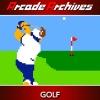 Arcade Archives: Golf artwork