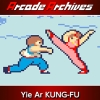 Arcade Archives: Yie Ar Kung-Fu artwork