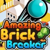 Amazing Brick Breaker artwork