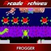 Arcade Archives: Frogger artwork