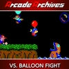 Arcade Archives: Vs. Balloon Fight artwork