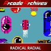 Arcade Archives: Radical Radial (XSX) game cover art