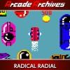 Arcade Archives: Radical Radial artwork