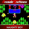 Arcade Archives: Naughty Boy artwork