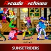 Arcade Archives: Sunset Riders artwork