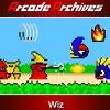 Arcade Archives: Wiz artwork