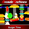 Arcade Archives: BurgerTime artwork