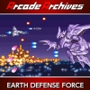 Arcade Archives: Earth Defense Force artwork