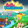 Bibi Blocksberg: Big Broom Race 3 (SWITCH) game cover art