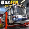 Bus Fix 2019 (XSX) game cover art