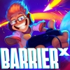 BARRIER X artwork