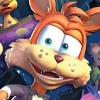 Bubsy: Paws on Fire! artwork