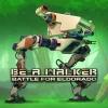 BE-A Walker artwork