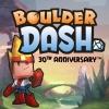 Boulder Dash 30th Anniversary artwork
