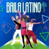 Baila Latino artwork