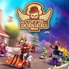 Coffin Dodgers artwork
