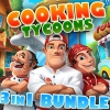 Cooking Tycoons: 3 in 1 Bundle (XSX) game cover art