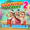 Cooking Tycoons 2: 3-in-1 Bundle (XSX) game cover art
