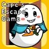 Cape's escape game artwork
